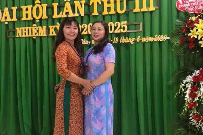 Đại hội Đảng bộ phường Bình Tân NK 2020-2025