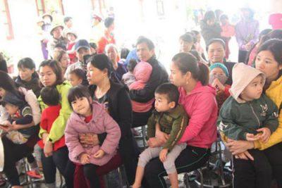 Công bố báo cáo xét nghiệm sán lợn cho hàng nghìn trẻ ở Bắc Ninh